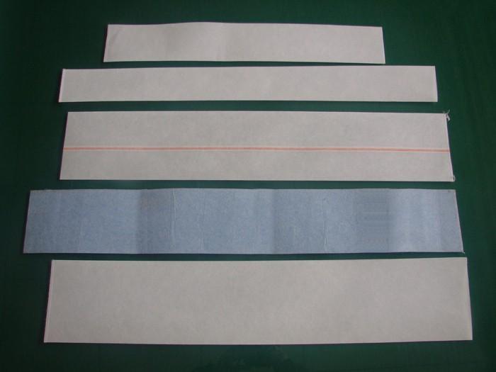 缝合过滤纸